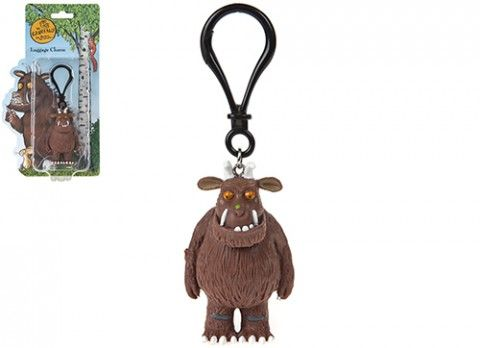 Collectable Gruffalo Key Chain  Clip On x 1